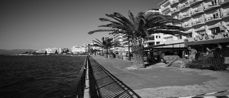 Παραλία Χαλκίδας γέφυρα του Ευρίπου